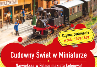 Kolejkowo-–-największa-makieta-kolejowa-w-Polsce